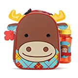 Skip Hop Zoo Lunchie & Bottle Set, Moose