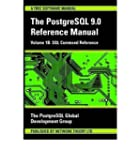 [(PostgreSQL 9.0 Reference Manual: SQ...