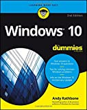 img - for Windows 10 For Dummies book / textbook / text book