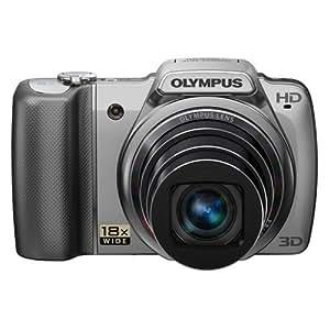 Amazon com olympus sz 10 silver 14mp digital camera bundle w