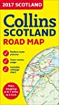 2017 Collins Map of Scotland (Collins...