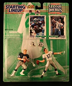 TROY AIKMAN DALLAS COWBOYS & ROGER STAUBACH DALLAS COWBOYS 1997 NFL Classic... by Starting Line Up