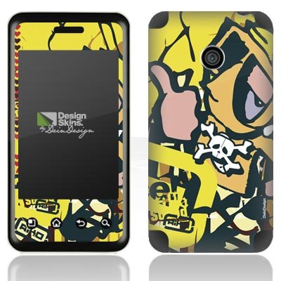 Design Skins f&#252;r LG E720 Optimus