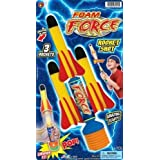 Foam Force Rocket Shot 3 Pack