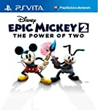 Disney Epic Mickey 2: The Power of Two - PS Vita [Digital Code]