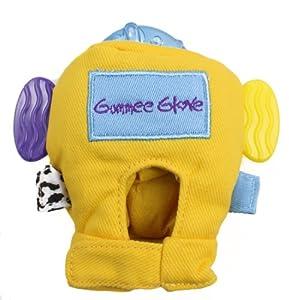 Gummee Glove Teething Mitten (Pink)