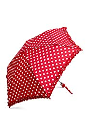 Spotted & Rose Umbrella with Stormwear™ [T01-0992P-S]