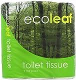 Ecoleaf From Suma Ecoleaf Toilet Tissue 9 Rolls (Pack of 5, Total 45 Rolls)