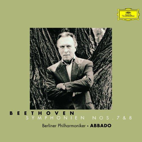 ベートーヴェン:交響曲第7番、第8番 - アバド(クラウディオ)