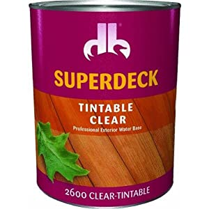Duckback Products DP-2600-4 UVB-DFS Sealer, Clear