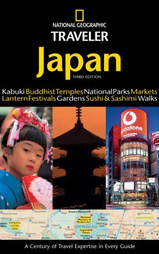 National Geographic Traveler: Japan (3rd Edition)