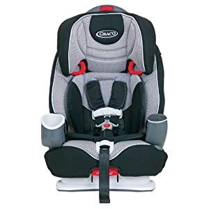 Graco Nautilus 3-in-1 Car Seat, Matrix