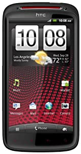HTC Sensation XE Z715E with Beats Audio Unlocked GSM Android Phone - International Version - No Warranty - Black