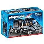 Playmobil - 6043 -  Voiture de patrou...