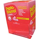 PEPTO BISMOL 25 PACKS-50 TABLETS