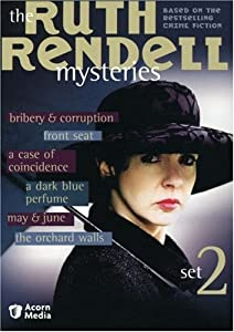 The Ruth Rendell Mysteries - Set 2