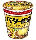 エースコック じわとろ バター醤油味ラーメン 86g×12個