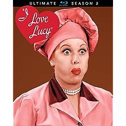 I Love Lucy: The Ultimate Season 2 [Blu-ray]
