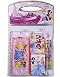 Disney Princess Stationery, 11-Piece Value Pack (BILO-Z)
