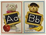 Learning Cards - Alphabet Bears - Grades Pk - 1