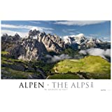Alpen 2014 by Rainer Mirau XXL Bildkalender 2014