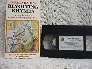 Revolting Rhymes [VHS]