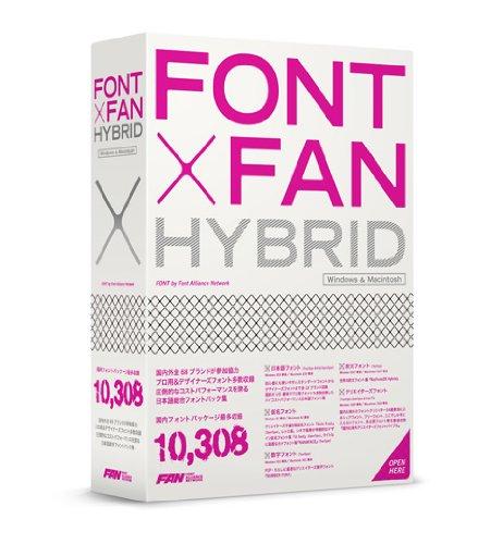 FONT x FAN HYBRID