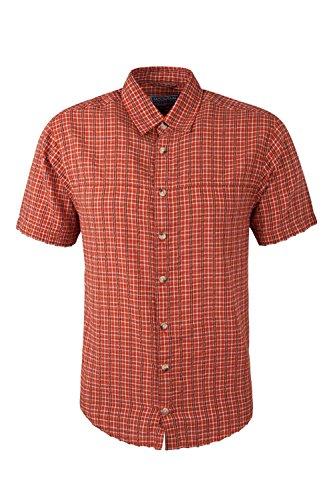Mountain Warehouse Weekender Herren-Baumwoll-Shirt