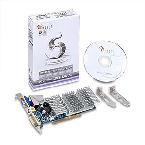 SPARKLE SP94GT1024D2LHP 9400 GT 1GB GDDR2 PCI Passive Low Profile HDTV S-Video DVI Graphics Card