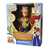 "Toy Story Sheriff Woody DEUTSCH Sound FX Interactivevon ""Giochi Preziosi"""