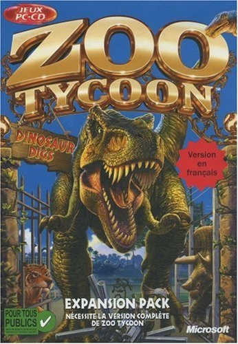 Zoo-Tycoon-Dinosaur-Digs-Add-on