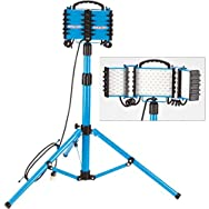 Channellock Tri-Panel Work Light With Tripod-3 PNL LED LIGHT W/TRIPOD