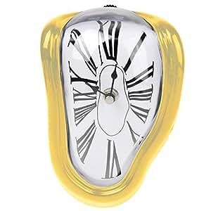 Hevaka Creative Cool Gift Melting Clock 90