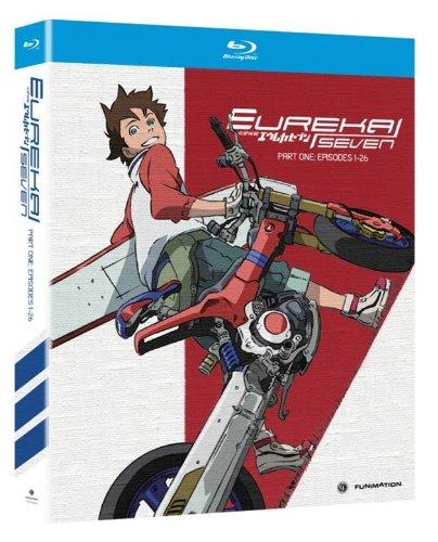 交響詩篇エウレカセブン Pt.1 通常版 北米版 / Eureka Seven: Part 1 [Blu-ray][Import]