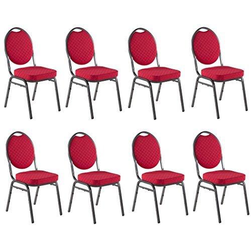 Stapelbare-Sthle-von-MACO-Bankettsthle-Stapelsthle-8er-Set-in-rot