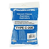 Panasonic vaccum cleaner disposable dust bags Type C20E