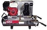 Senco PC2017 8-Gallon 5-1/2-Horsepower Gasoline Air Compressor