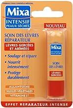Mixa Corps Intensif Peaux Sèches Stick Lèvres Réparateur Lot de 3 x 4,7 ml