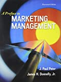 img - for A Preface to Marketing Management book / textbook / text book