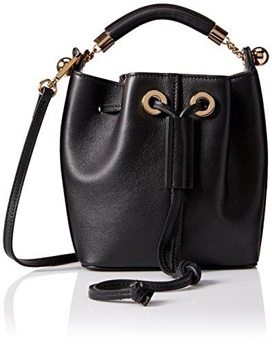 Chlo-Womens-Gala-Small-Bucket-Bag-Black