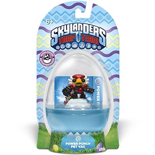 Skylanders Trap Team: Mini Power Punch Pet Vac Character Pack - Easter 2015