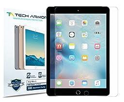 iPad Mini Screen Protector, Tech Armor High Definition HD-Clear Apple iPad Mini 1 / 2 / 3 Screen Protector [3-Pack]