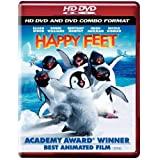 Happy Feet (HD DVD/DVD Combo) ~ Elijah Wood