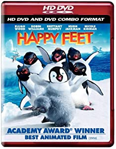 Happy Feet (HD DVD/DVD Combo)