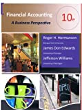img - for Financial Accounting: A Business Perspective 10e book / textbook / text book
