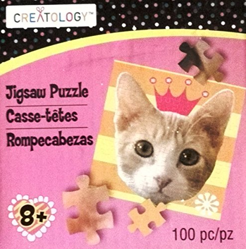 Creatology Kitten Princess Puzzle