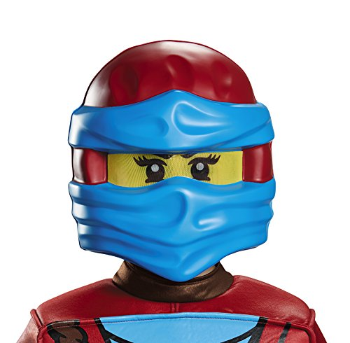 Disguise Nya Ninjago LEGO Mask, One Size Child, One Color