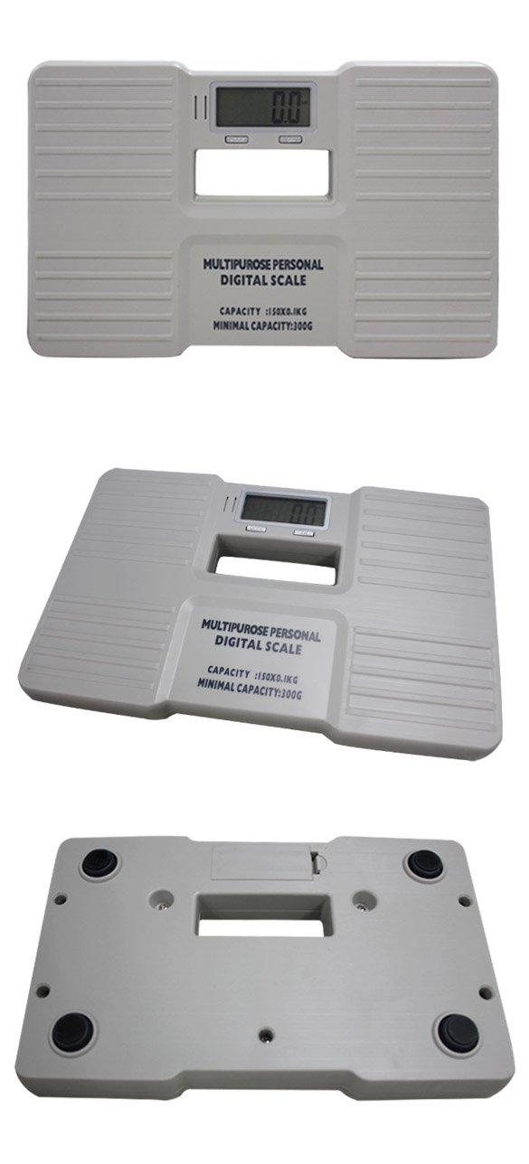 Vktech Portable Electronic Bathroom Precision Weight Body Scale