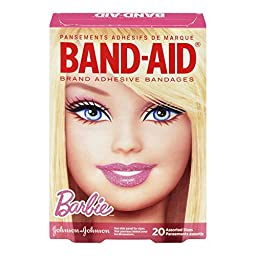 Band-Aid Brand Adhesive Bandages, SpongeBob SquarePants, Assorted, 20 Count (Pack of 3) by Band-Aid