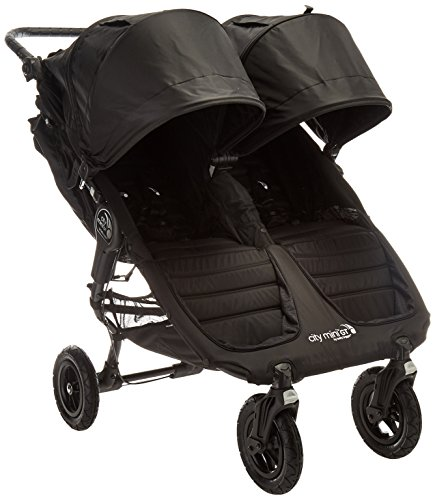 Baby Jogger 2016 City Mini Gt Double Stroller Black